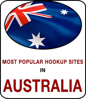 Find the list of the top-sites for casual sex encounters in Australia