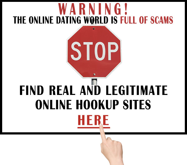 Beware of hookup scams