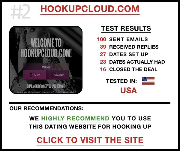 HookupCloud comparison stats
