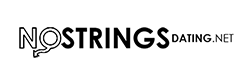 NoStringsDating site logo