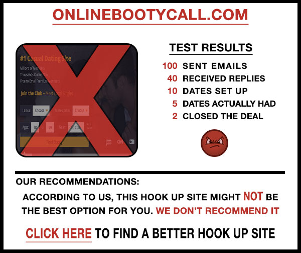 OnlineBootyCall comparison stats